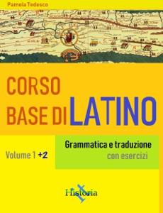 Corso base di latino. Vol. 1+2 Book Cover
