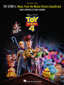 Toy Story 4 Songbook Book Cover
