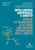INTELLIGENZA ARTIFICIALE E DIRITTO - Edizione digitale Book Cover