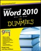 Word 2010 All-in-One For Dummies.