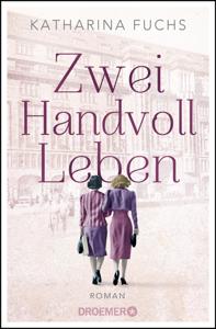 Zwei Handvoll Leben Buch-Cover