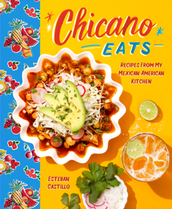 Chicano Eats Book Cover