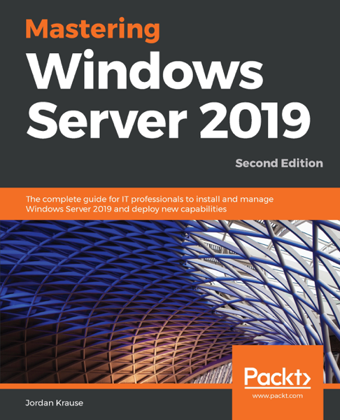 Download Mastering Windows Server 2019 PDF Full