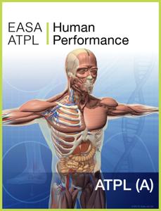 EASA ATPL Human Performance La couverture du livre martien