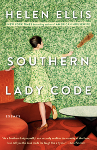 Southern Lady Code Book Cover