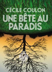 Une bête au paradis La couverture du livre martien