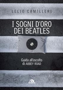 I sogni d'oro dei Beatles Copertina del libro