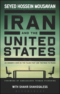 Iran and the United States Book Cover