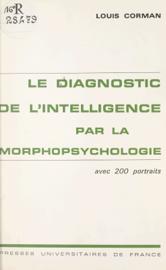 Le diagnostic de l'intelligence par la morpho-psychologie