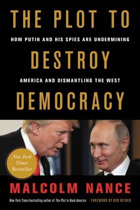 The Plot to Destroy Democracy book cover