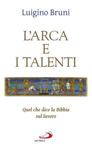L'arca e i talenti Copertina del libro