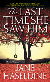 The Last Time She Saw Him - Jane Haseldine book summary