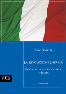 La rivoluzione liberale Libro Cover