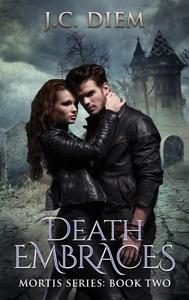 Death Embraces Book Cover