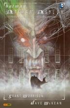 Batman: Arkham Asylum - Ein Düsteres Haus In Einer Finsteren Welt