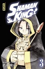 Shaman King Star Edition - Tome 3