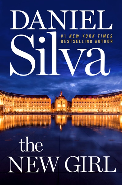The New Girl - Daniel Silva book cover