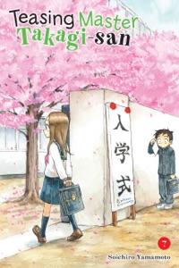 Teasing Master Takagi-san, Vol. 7 Book Cover