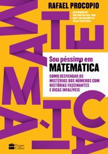 Sou péssimo em matemática Book Cover