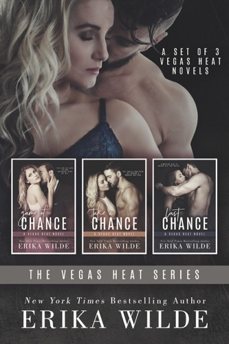 The Vegas Heat Series Book