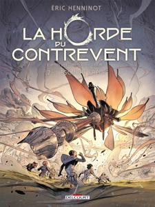 La Horde du contrevent T02 La couverture du livre martien
