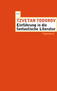 Einführung in die fantastische Literatur Buch-Cover