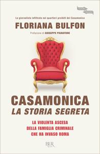 Casamonica, la storia segreta Libro Cover