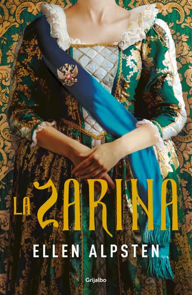 La zarina by Ellen Alpsten