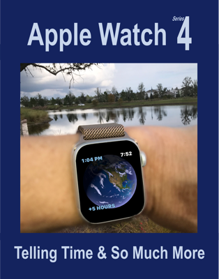 Apple Watch Series 4 - Cathy Young book