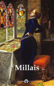 Delphi Complete Works of John Everett Millais (Illustrated) Copertina del libro