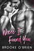 Brooke O'Brien - Where I Found You  artwork