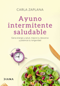 Ayuno intermitente saludable Book Cover