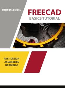 FreeCAD Basics Tutorial Boekomslag