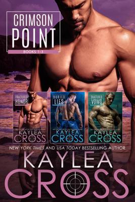 Kaylea Cross - Crimson Point Series Box Set Vol. 1 book