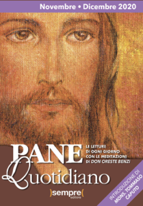 Pane Quotidiano Novembre Dicembre 2020 Book Cover