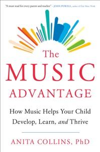 The Music Advantage Book Cover