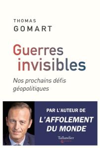 Guerres invisibles Couverture de livre