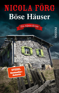 Böse Häuser Buch-Cover