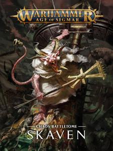 Battletome: Skaven La couverture du livre martien