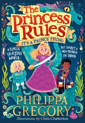 Philippa Gregory - It's a Prince Thing