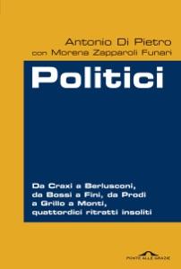 Politici Book Cover