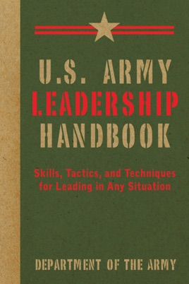 U S  Army Leadership Handbook
