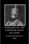 Speeches of the Emperor Haile Selassie