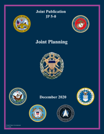 Joint Publication JP 5-0 Joint Planning December 2020