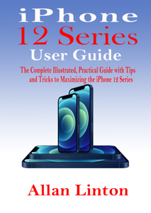 iPhone 12 Series User Guide Book Cover