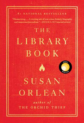 The Library Book - Susan Orlean book