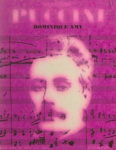 Giacomo Puccini La couverture du livre martien