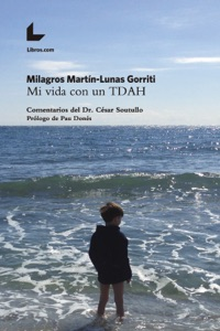 Mi vida con un TDAH Book Cover