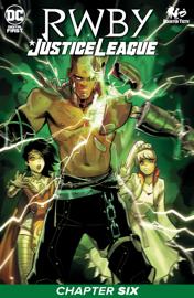 RWBY/Justice League (2021) #6