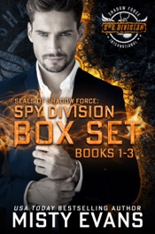 SEALs of Shadow Force: Spy Division Books 1-3